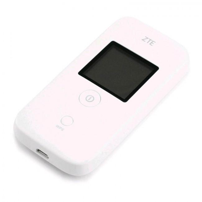 ZTE MF65+ 3G 21Mbps Mobile Hotspot