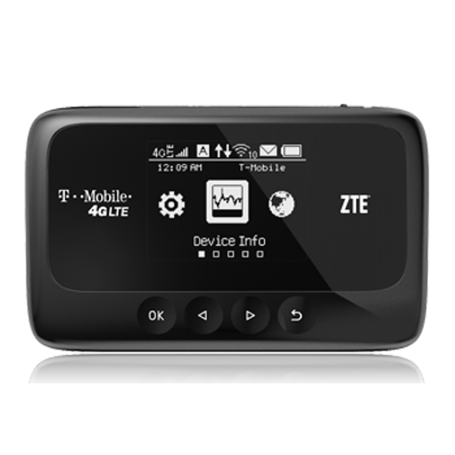 vous t mobile 4g lte zte hotspot and the essentials