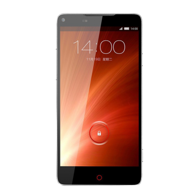 Zte Nubia Z5s Lte 4g Mobile Smart Phone