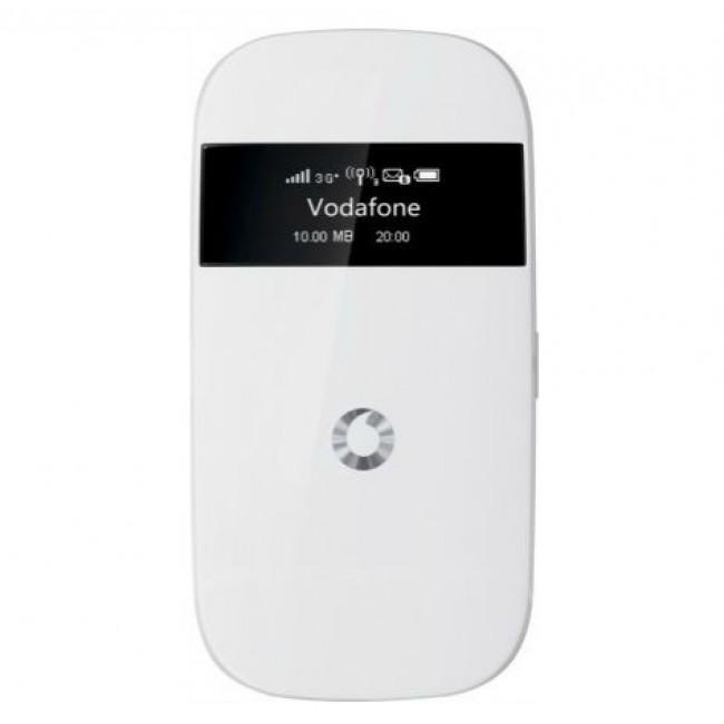 vodafone r203 white high speed 3g wifi 14 4 mbps hspa. Black Bedroom Furniture Sets. Home Design Ideas