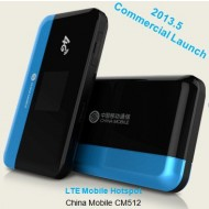China Mobile TD-LTE Mobile Hotspot CM512