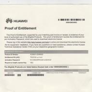 Huawei L-AC6003-8AP-S Huawei AC6003-8-8AP Controller 8AP Authorization Software