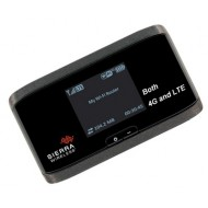 Sierra Wireless 762S 4G Mobile Hotspot, is the most popular model of Sierra 4G Wifi Hotspot. It provides wireless access at download speeds of up to 100Mbps under 4G LTE network at 800/1800/2100/2600Mhz. It's easy to set up and use, and provides the conve