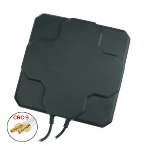 4G LTE Outdoor Antenna (2 x CRC-9 Connectors)