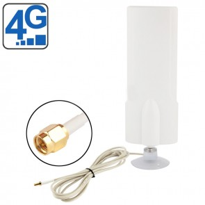 25dBi 4G Antenna With SMA Connector 2M Length