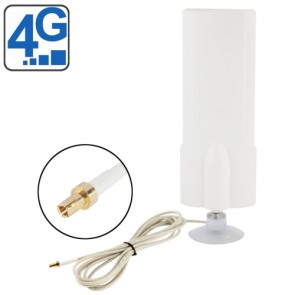 25dBi 4G Antenna With TS-9 Connector 2M Length