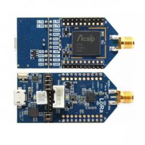 AcSIP LoRaWAN EVK+Antenna KIT S76SXB