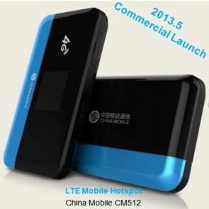 China Mobile TD-LTE Mobile Hotspot CM512