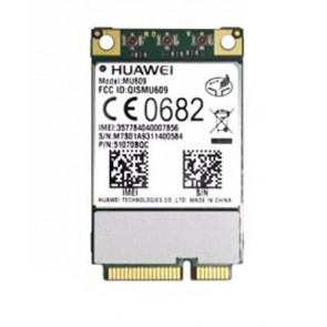 HUAWEI MU609 3G Mini PCIe Module| MU609 Mini Module