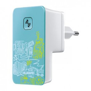 HUAWEI WS320 WIFI Extender is help WiFi router and moible hotspot to extend the WiFi signal so that it can cover longer distance with strong signal. It's easy to take and use with HUAWEI WiFi Router and HUAWEI E5 mobile WiFi Hotspot.