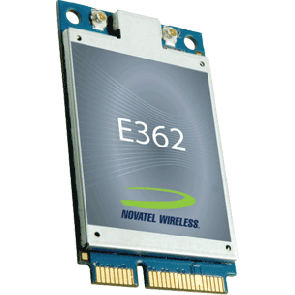 Novatel Wireless Expedite E362 4G LTE Module