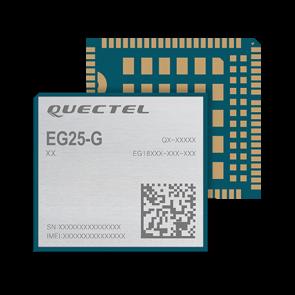 Quectel EG25-G lga