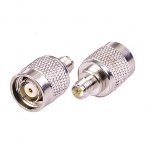 RP-SMA-Female to RP-TNC-Male RF Coaxial Adapter