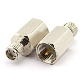 SMA-Female to FME-Male RF Coaxial Connector