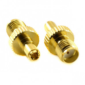 SMA-Female to TS-9 RF Coaxial Adapter