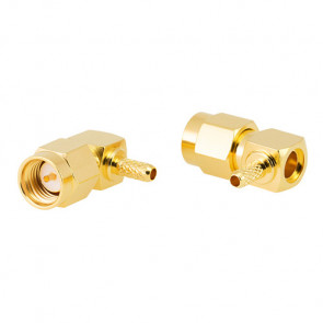 SMA-JW-3 Coaxial Right Angle Connector