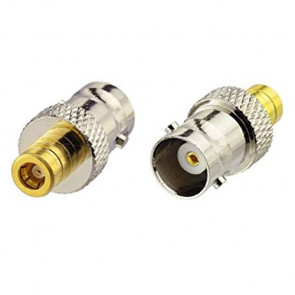 SMB female to BNC female RF Coaxial Connector