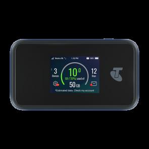 Telstra 5G Wi-Fi Pro(ZTE MU500)
