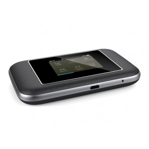 ZTE Flare 4G LTE Cat6 Mobile WiFi Hotspot (300mbps, WiFi 802.11ac)