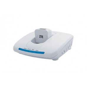 ZTE MF10 Surfstation 3G WLAN Router is a base router that must work with a UMTS USB Stick. After 3G USB Modem is plug in, they would work together like a 3g wifi router to support multiple users to share network.