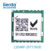 Lierda LSD4RF-2F717N30 LoRa SX1278 470M 100mW M2M Module