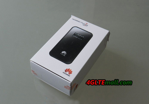 package of HUAWEI E586Es 3G HSPA+ Mobile WiFi Hotspot