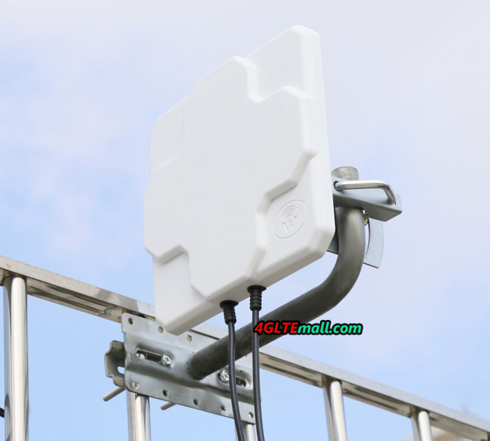 4G LTE Outdoor Antenna (2 x TS-9 Connectors)
