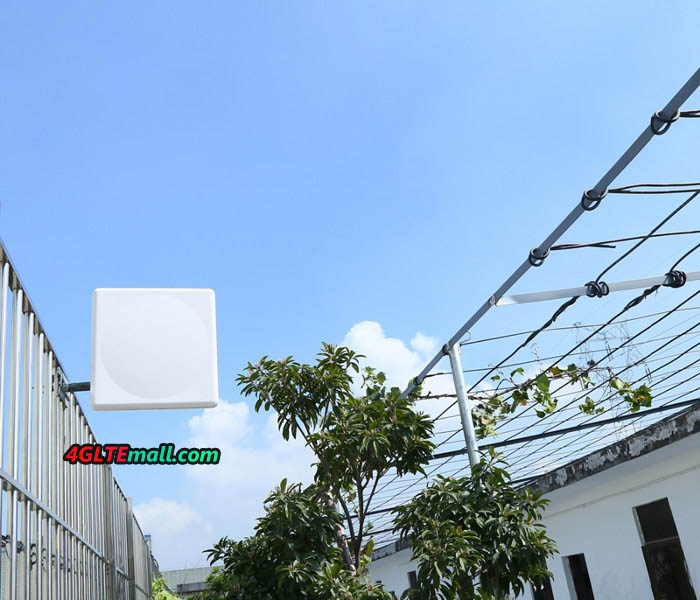 18dBi High Gain Panel 4G Outdoor LTE Antenna