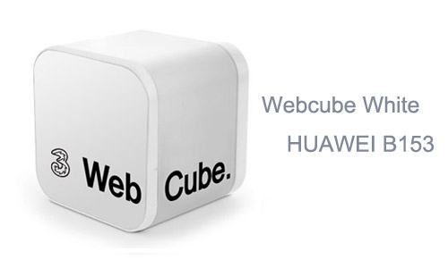 HUAWEI B153 WEBCUBE Router