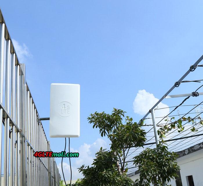 4G High Gain LTE Panel Flat Outdoor Antenna