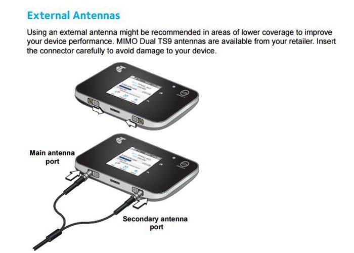 Netgear Aircard AC810S 4G LTE Cat11 Mobile Hotspot