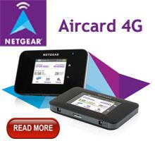 Netgear Aircard 4G