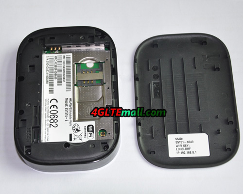 BACK COVER OPEN OF huawei e5151
