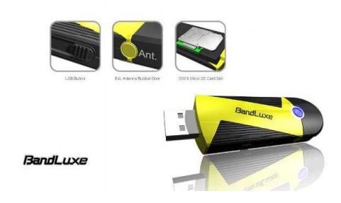 BANDLUXE C500 4G LTE USB MODEM
