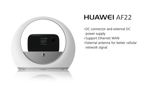 huawei AF22 WORK WITH E5776 to work as gateway