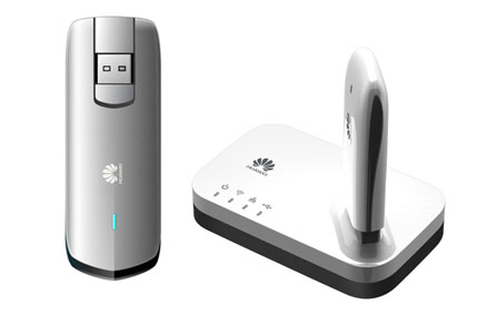 HUAWEI AF23 Sharing dock work as a router with HUAWEI E3276