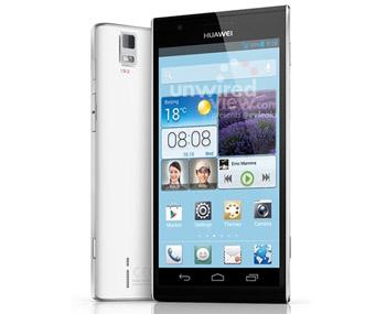 HUAWEI Ascend P2 4G LTE Smartphone