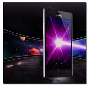 HUAWEI Ascend P2 - Powerful battery