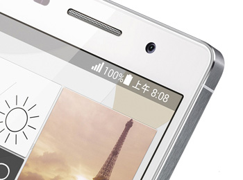 HUAWEI ASCEND P6 front camera