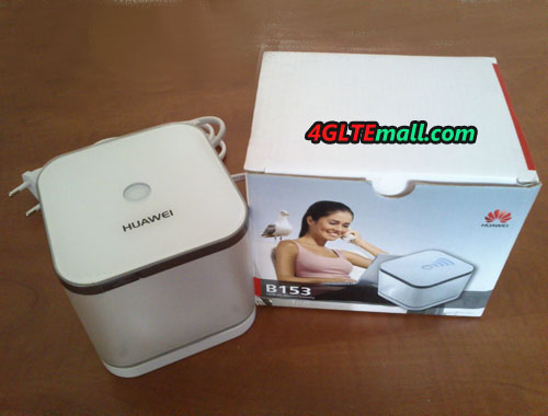 HUAWEI B153 WEBCUBE Router Package