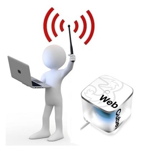3G WiFi Router HUAWEI B183 Webcube Home Broadband