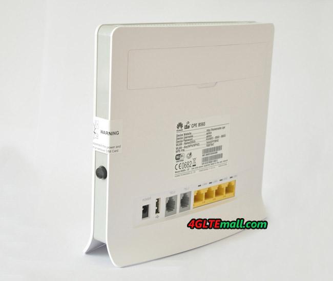 HUAWEI B593 LTE CPE