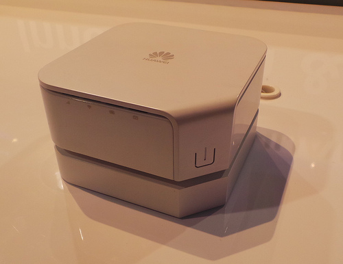 HUAWEI E5170 CAT 4 LTE Speed cube