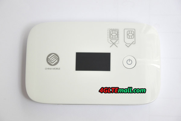 HUAWEI E5776S-860 LED screen and WPS button