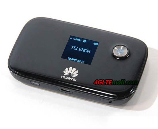 HUAWEI E5776 4G LTE Cat4  Mobile WiFi LED Screen