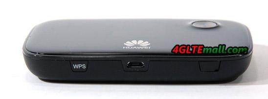 HUAWEI E5776 usb interface, WPS and external antenna connector