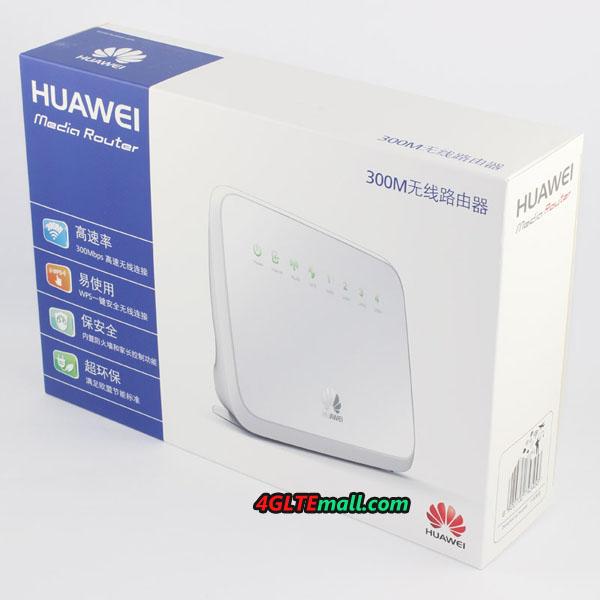 HUAWEI WS325 Package Box