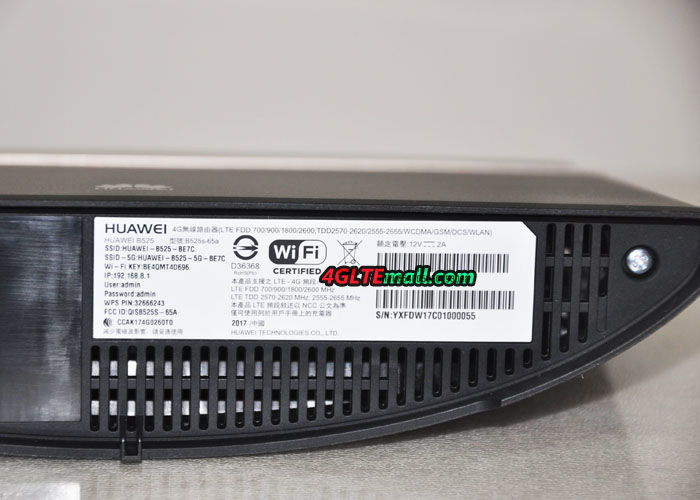 Huawei B525s-65a bottom