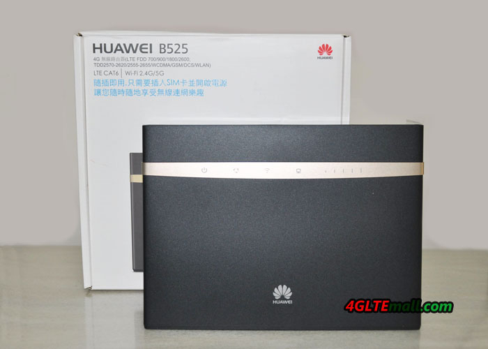 Huawei B525s-65a with package box