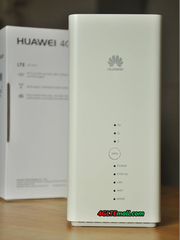 Huawei B618 B618s-22d front logo and indicators